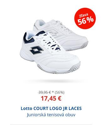 Lotto COURT LOGO JR LACES