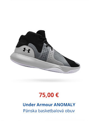 Under Armour ANOMALY