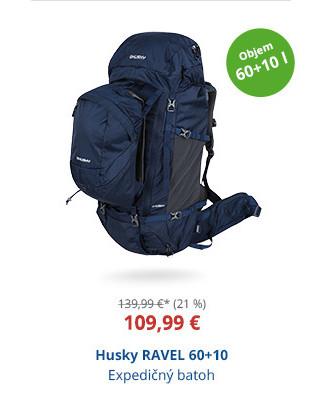 Husky RAVEL 60+10