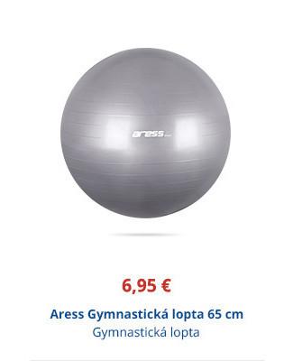 Aress Gymnastická lopta 65 cm