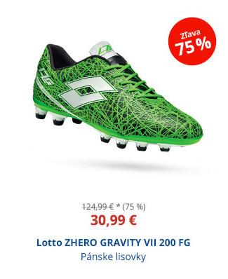 Lotto ZHERO GRAVITY VII 200 FG