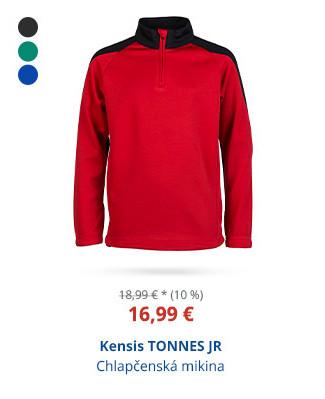 Kensis TONNES JR