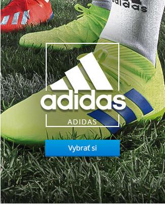 Futbalové vybavenie adidas