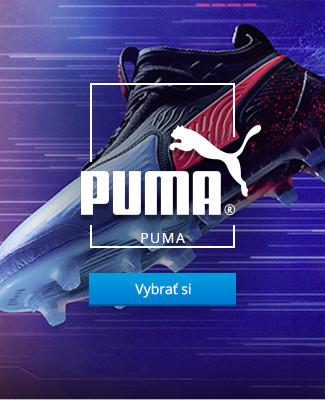 Futbalové vybavenie Puma