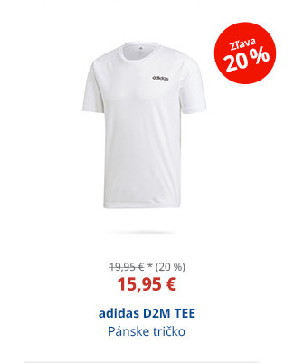 adidas D2M TEE