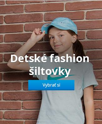 Detské fashion šiltovky