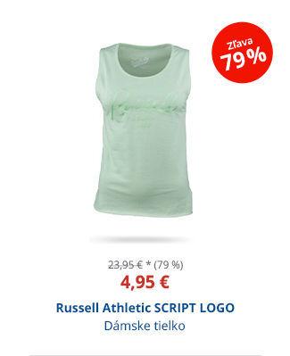 Russell Athletic SCRIPT LOGO
