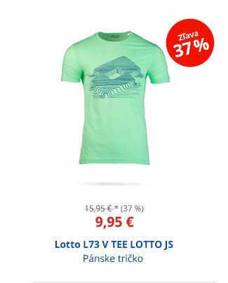 Lotto L73 V TEE LOTTO JS