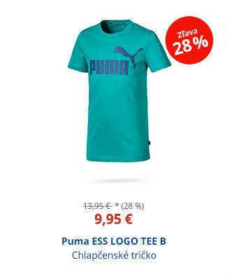Puma ESS LOGO TEE B