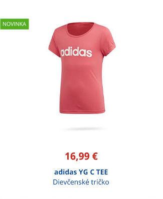 adidas YG C TEE