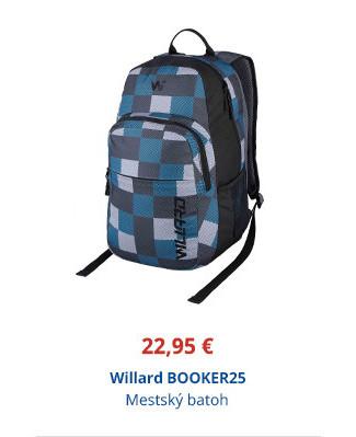 Willard BOOKER25