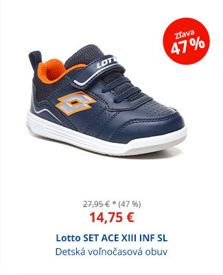 Lotto SET ACE XIII INF SL