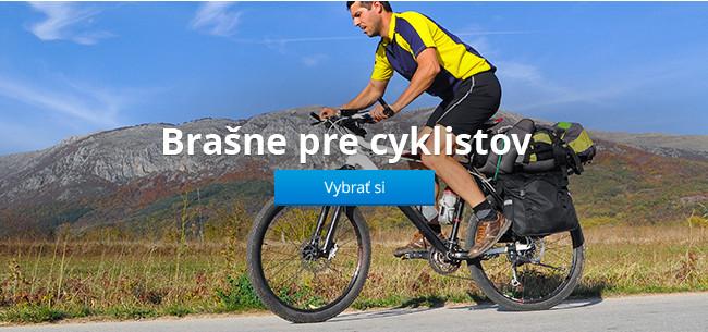Brašne pre cyklistov