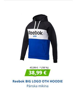 Reebok BIG LOGO OTH HOODIE