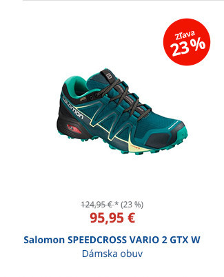 Salomon SPEEDCROSS VARIO 2 GTX W
