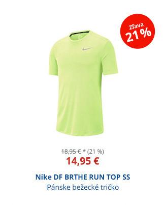 Nike DF BRTHE RUN TOP SS
