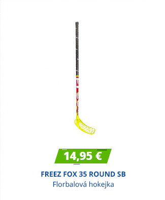 FREEZ FOX 35 ROUND SB