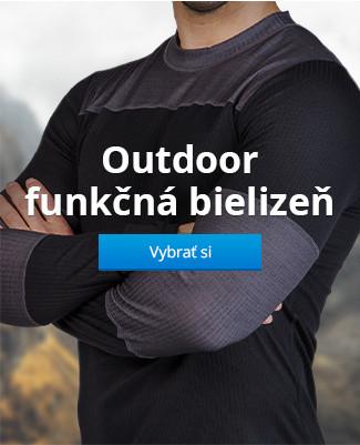 Outdoor funkčná bielizeň
