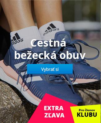 Cestná bežecká obuv