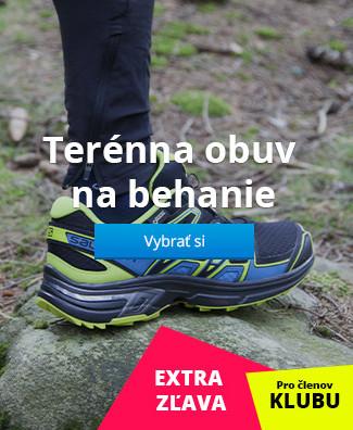 Terénna obuv na behanie