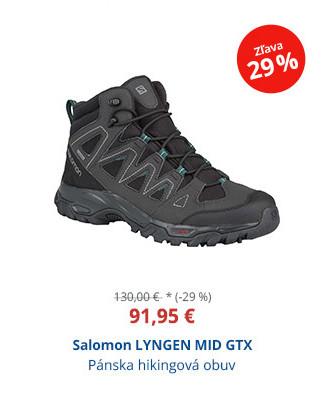 Salomon LYNGEN MID GTX