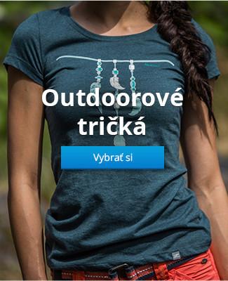 Outdoorové tričká