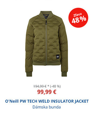 O'Neill PW TECH WELD INSULATOR JACKET