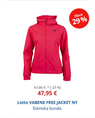 Lotto VABENE FREE JACKET NY