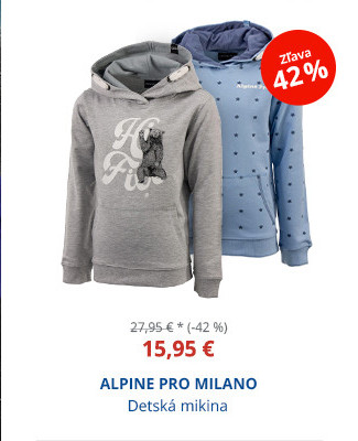 ALPINE PRO MILANO