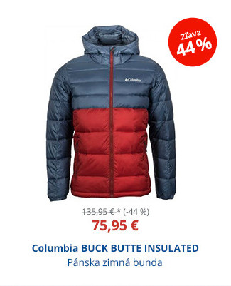 Columbia BUCK BUTTE INSULATED