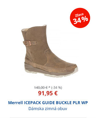 Merrell ICEPACK GUIDE BUCKLE PLR WP