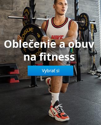 Oblečenie a obuv na fitness