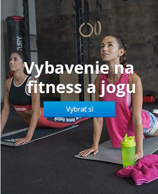 Vybavenie na fitness a jogu