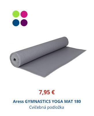 Aress GYMNASTICS YOGA MAT 180