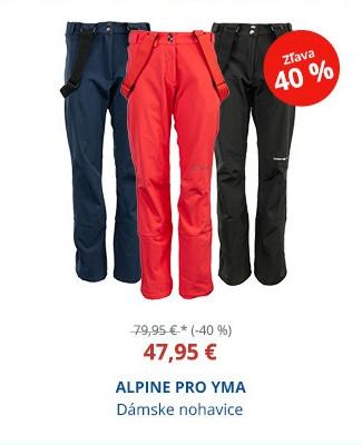ALPINE PRO YMA