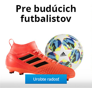 Pre budúcich futbalistov