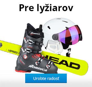 Pre lyžiarov