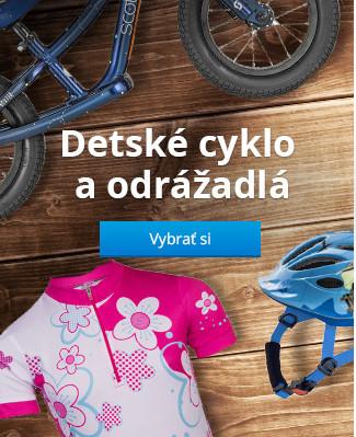 Detské cyklo a odrážadlá