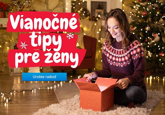Vianočné tipy pre ženy