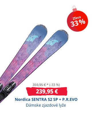Nordica SENTRA S2 SP + P.R.EVO
