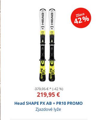 Head SHAPE PX AB + PR10 PROMO