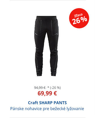 Craft SHARP PANTS