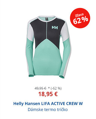 Helly Hansen LIFA ACTIVE CREW W