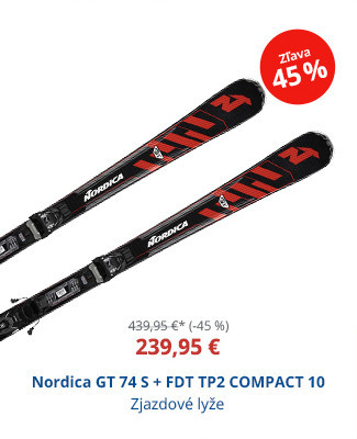 Nordica GT 74 S + FDT TP2 COMPACT 10