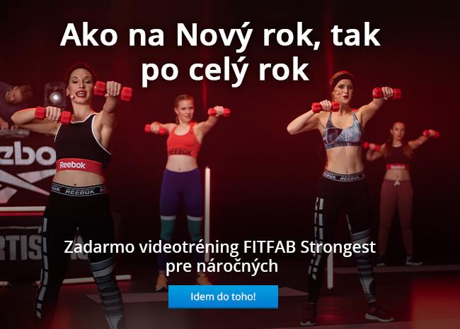 Reebok FitFab Strongest