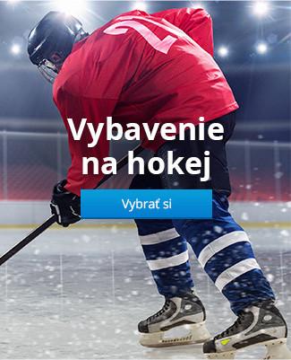 Vybavenie na hokej