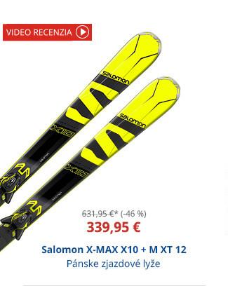 Salomon X-MAX X10 + M XT 12