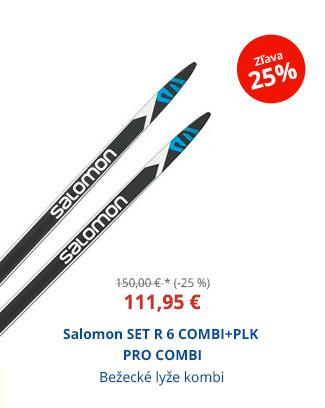 Salomon SET R 6 COMBI+PLK PRO COMBI