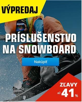 Príslušenstvo na snowboard