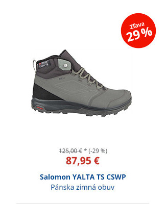 Salomon YALTA TS CSWP
